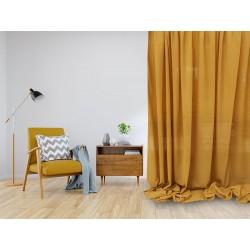 Tenda Angelica color senape