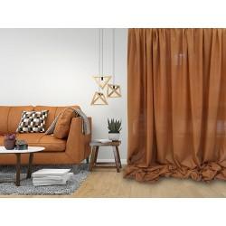 Tenda Angelica color mattone