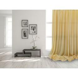 Tenda Angelica color giallo chiaro