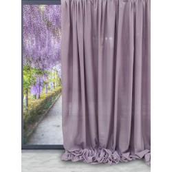 Tenda Angelica color viola