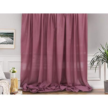 Tenda Angelica color prugna