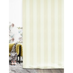 little bows' beige curtain